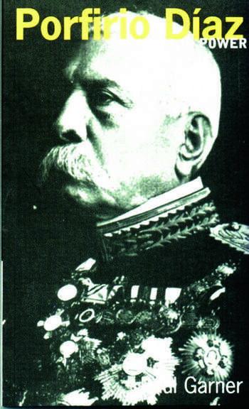 Porfirio Diaz book cover