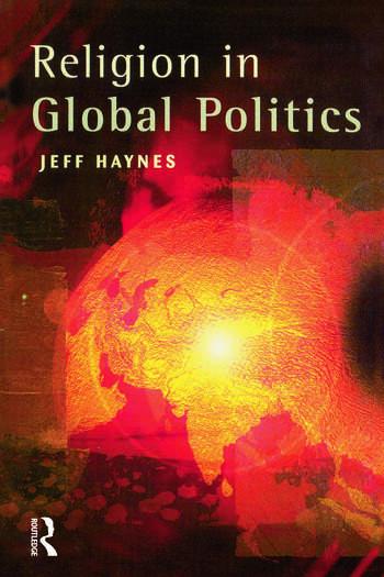 Religion in Global Politics book cover