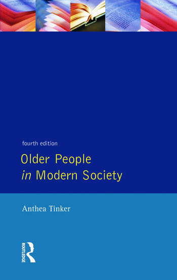 Older People in Modern Society book cover