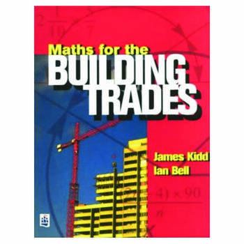 Maths for the Building Trades book cover