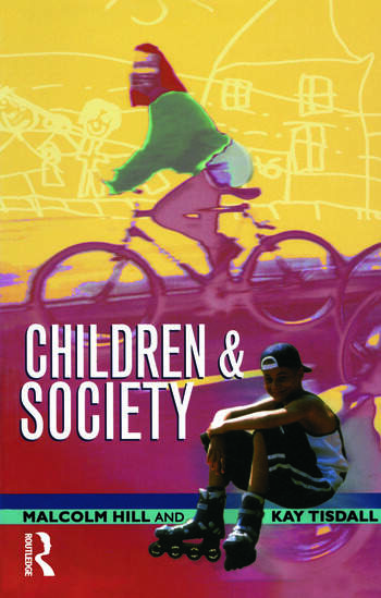 Children and Society book cover