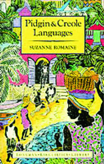 Pidgin and Creole Languages book cover