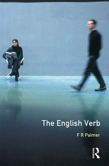 The English Verb book cover