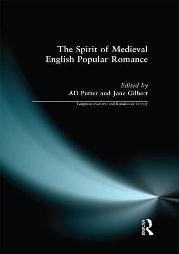 The Spirit of Medieval English Popular Romance book cover