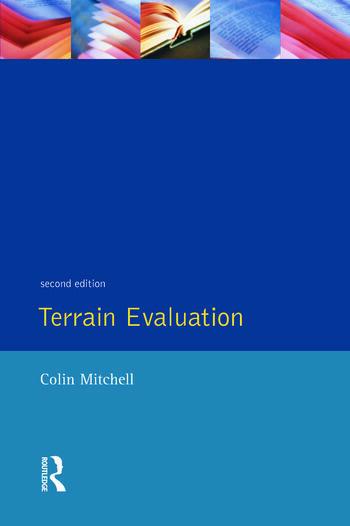 Terrain Evaluation book cover