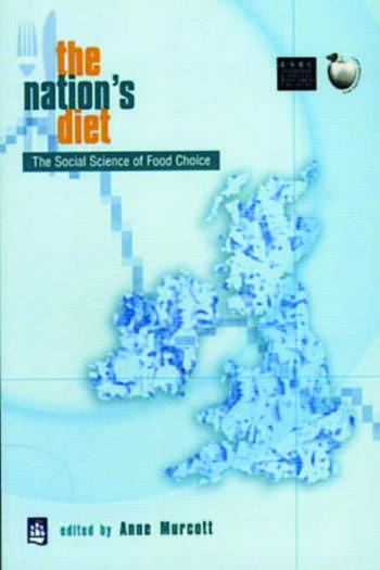 The Nation's Diet The Social Science of Food Choice book cover