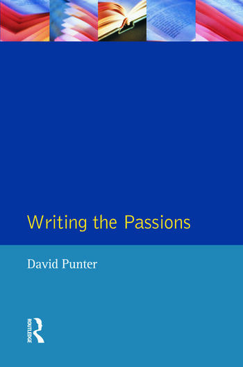 Writing the Passions book cover