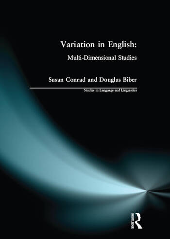 Variation in English Multi-Dimensional Studies book cover