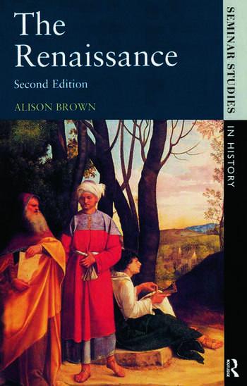 The Renaissance book cover