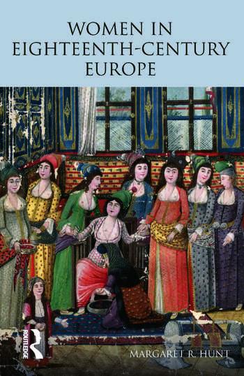 Women in Eighteenth Century Europe book cover