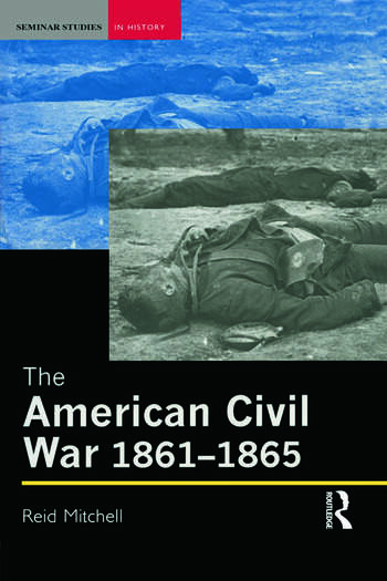 The American Civil War, 1861-1865 book cover