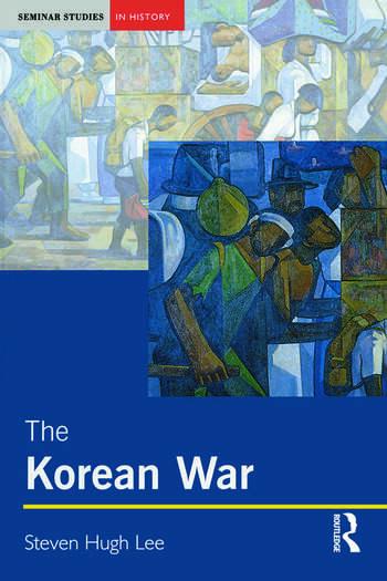 The Korean War book cover