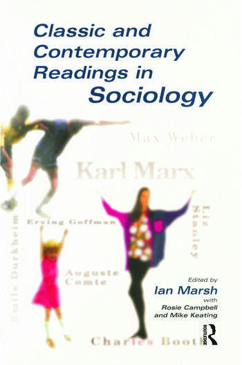 Classic and Contemporary Readings in Sociology book cover