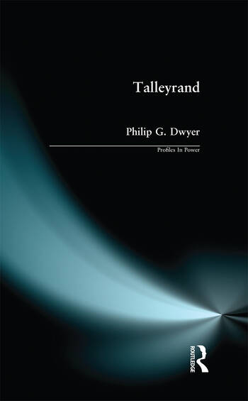 Talleyrand book cover