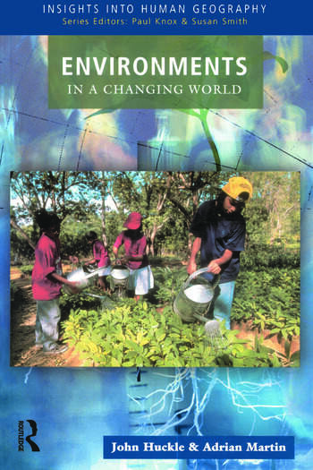 Environments in a Changing World book cover