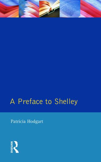 A Preface to Shelley book cover