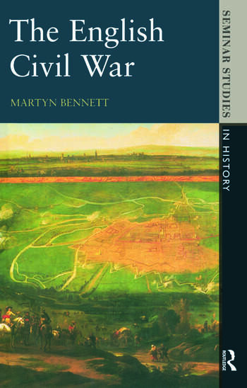 The English Civil War 1640-1649 book cover