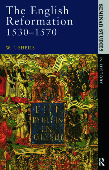 The English Reformation 1530 - 1570 book cover