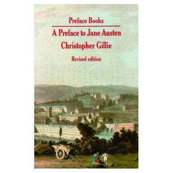 A Preface to Jane Austen book cover