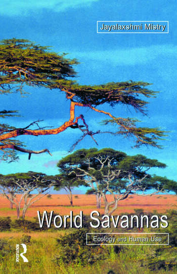 World Savannas Ecology and Human Use book cover