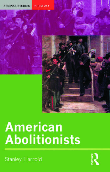American Abolitionists book cover