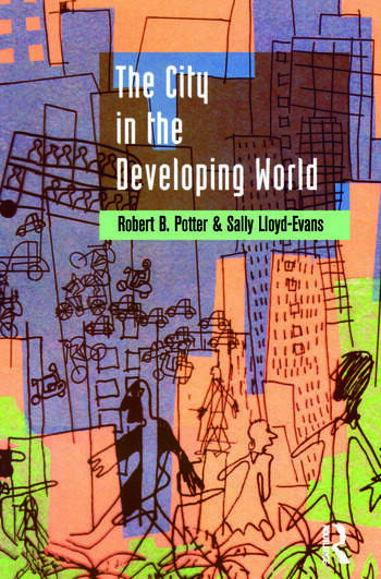 The City in the Developing World book cover