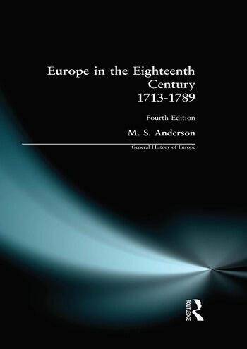 Europe in the Eighteenth Century 1713-1789 book cover