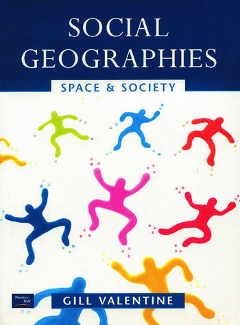 Social Geographies Space and Society book cover