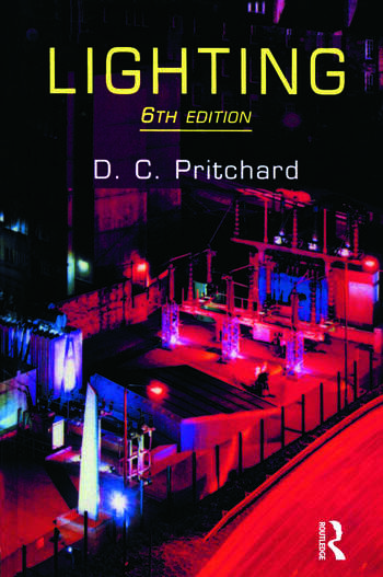 Lighting book cover