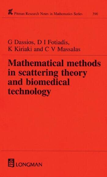 Mathematical Methods in Scattering Theory and Biomedical Technology book cover