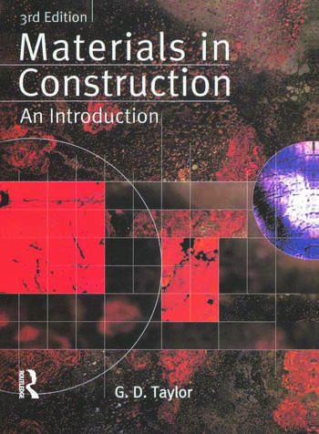 Materials in Construction An Introduction book cover