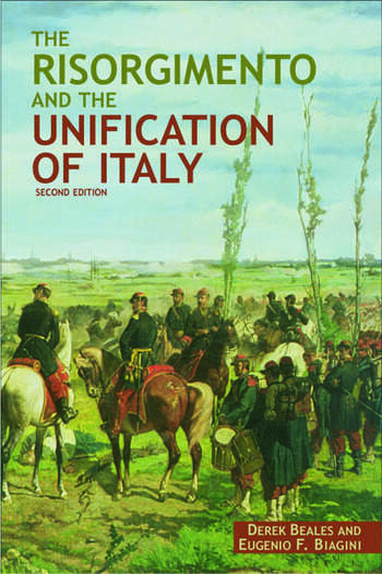 The Risorgimento and the Unification of Italy book cover