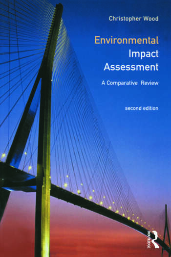 Environmental Impact Assessment A Comparative Review book cover