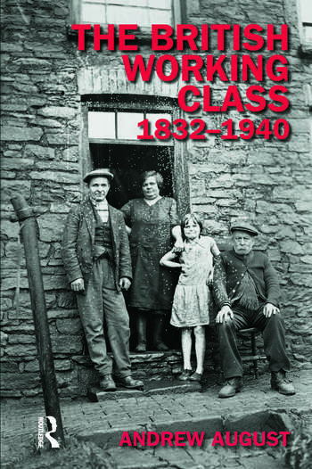 The British Working Class 1832-1940 book cover