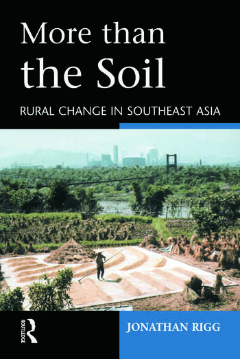 More than the Soil Rural Change in SE Asia book cover