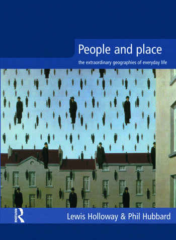 People and Place The Extraordinary Geographies of Everyday Life book cover