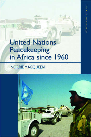 United Nations Peacekeeping in Africa Since 1960 book cover