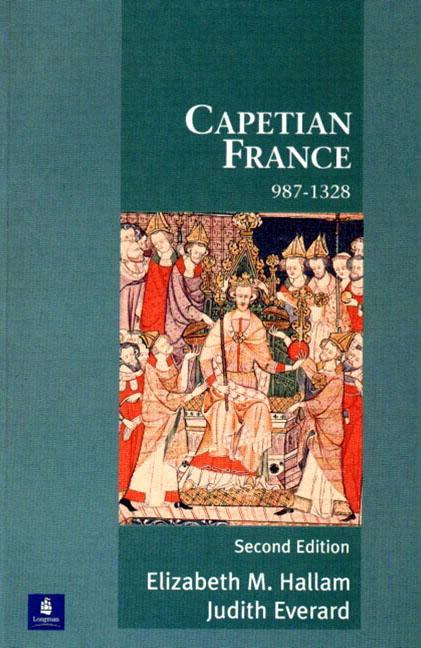 Capetian France 987-1328 book cover