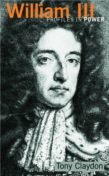 William III book cover