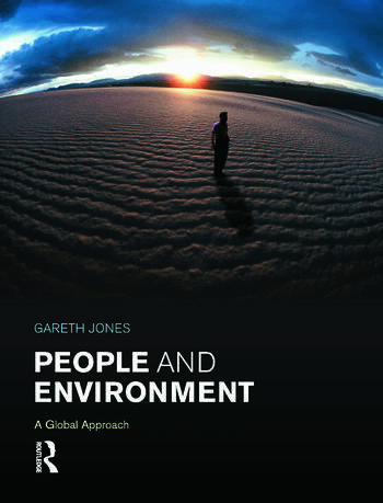 People and Environment A Global Approach book cover