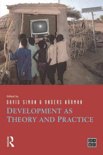 Development as Theory and Practice Current Perspectives on Development and Development Co-operation book cover