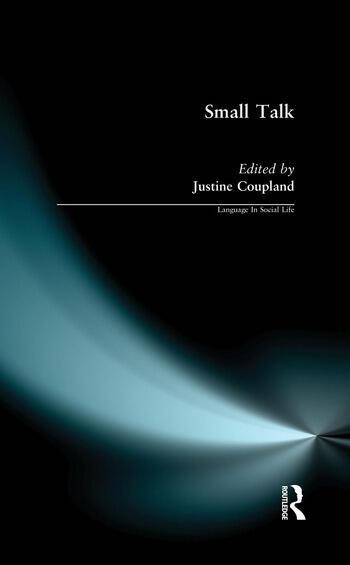 Small Talk book cover