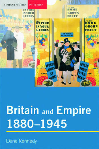 Britain and Empire, 1880-1945 book cover