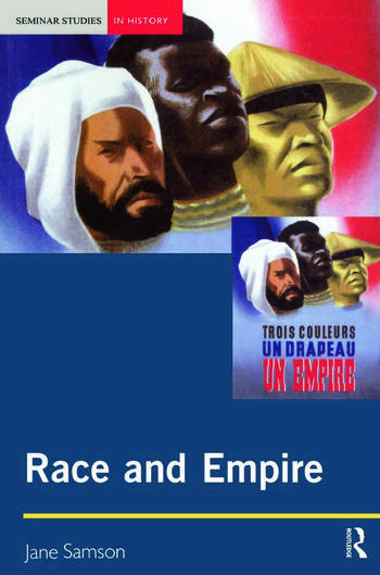 Race and Empire book cover