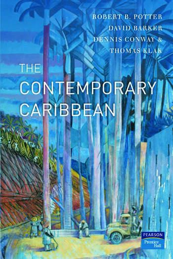 The Contemporary Caribbean book cover