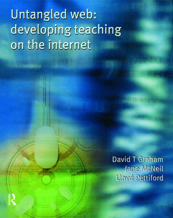 Untangled Web Developing Teaching on the Internet book cover