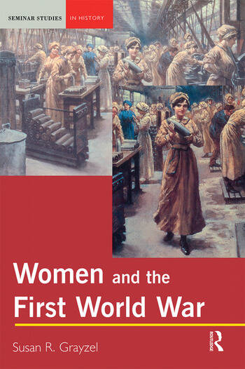 Women and the First World War book cover