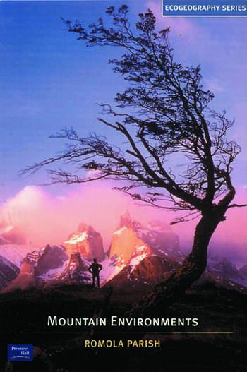 Mountain Environments book cover