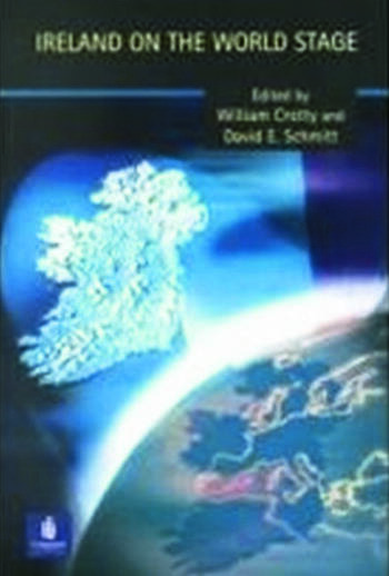 Ireland on the World Stage book cover