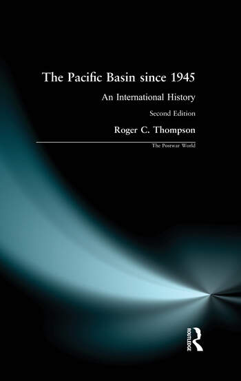 The Pacific Basin since 1945 An International History book cover